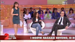 Lorena Bianchetti dans Italia Sul Due - 28/09/11 - 11