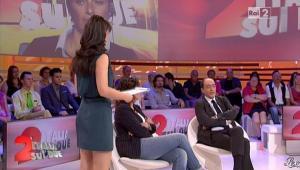 Lorena Bianchetti dans Italia Sul Due - 28/09/11 - 13