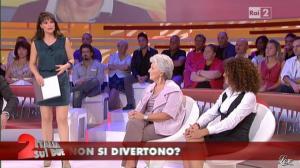 Lorena Bianchetti dans Italia Sul Due - 28/09/11 - 15