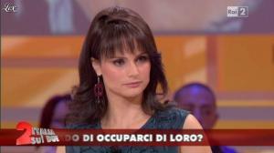 Lorena Bianchetti dans Italia Sul Due - 28/09/11 - 18