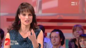 Lorena Bianchetti dans Italia Sul Due - 28/09/11 - 20