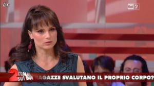 Lorena Bianchetti dans Italia Sul Due - 28/09/11 - 23