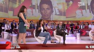 Lorena Bianchetti dans Italia Sul Due - 28/09/11 - 37