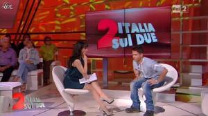 Lorena Bianchetti dans Italia Sul Due - 28/09/11 - 40