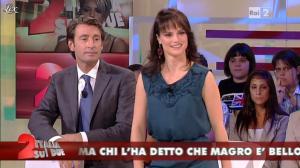 Lorena Bianchetti dans Italia Sul Due - 28/09/11 - 45