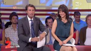 Lorena Bianchetti dans Italia Sul Due - 28/09/11 - 46