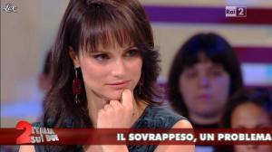 Lorena Bianchetti dans Italia Sul Due - 28/09/11 - 47