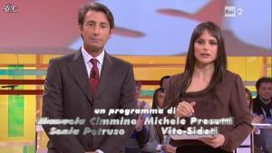 Lorena Bianchetti dans Italia Sul Due - 29/11/11 - 01