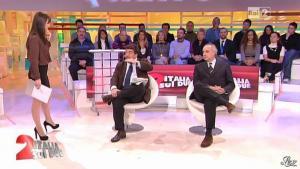 Lorena Bianchetti dans Italia Sul Due - 29/11/11 - 05