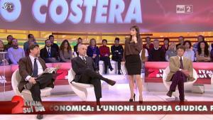 Lorena Bianchetti dans Italia Sul Due - 29/11/11 - 06