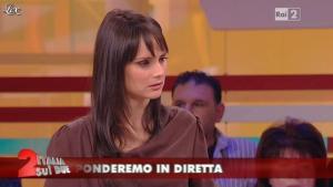Lorena Bianchetti dans Italia Sul Due - 29/11/11 - 15