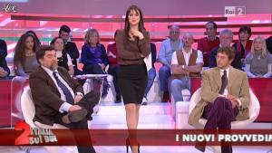 Lorena Bianchetti dans Italia Sul Due - 29/11/11 - 18