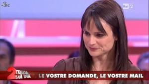 Lorena Bianchetti dans Italia Sul Due - 29/11/11 - 21