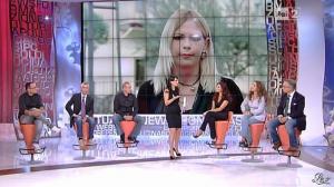 Lorena Bianchetti et Laura Volpini dans Parliamone in Famiglia - 01/10/12 - 03