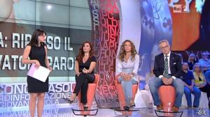 Lorena Bianchetti et Laura Volpini dans Parliamone in Famiglia - 01/10/12 - 05