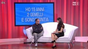 Lorena Bianchetti dans Parliamone in Famiglia - 01/10/12 - 11