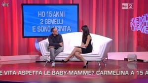 Lorena Bianchetti dans Parliamone in Famiglia - 01/10/12 - 12