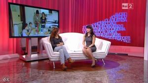 Lorena Bianchetti dans Parliamone in Famiglia - 10/10/12 - 04