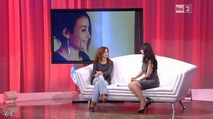 Lorena Bianchetti dans Parliamone in Famiglia - 10/10/12 - 05