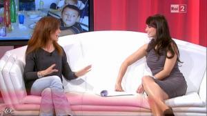Lorena Bianchetti dans Parliamone in Famiglia - 10/10/12 - 06