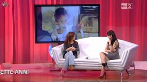 Lorena Bianchetti dans Parliamone in Famiglia - 10/10/12 - 08