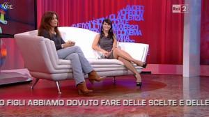 Lorena Bianchetti dans Parliamone in Famiglia - 10/10/12 - 09