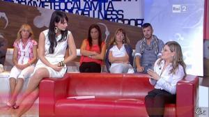 Lorena Bianchetti dans Parliamone in Famiglia - 18/09/12 - 08