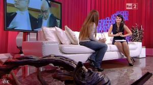 Lorena Bianchetti dans Parliamone in Famiglia - 23/10/12 - 10