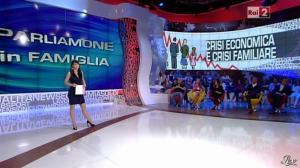 Lorena Bianchetti dans Parliamone in Famiglia - 23/10/12 - 12