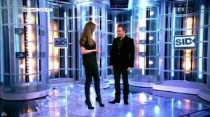 Sandrine Quétier dans 50 Minutes Inside - 02/03/13 - 03