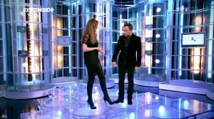 Sandrine Quétier dans 50 Minutes Inside - 02/03/13 - 04