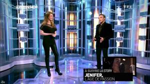 Sandrine Quétier dans 50 Minutes Inside - 02/03/13 - 07