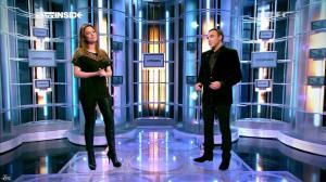 Sandrine Quétier dans 50 Minutes Inside - 02/03/13 - 09