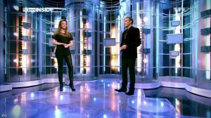 Sandrine Quétier dans 50 Minutes Inside - 02/03/13 - 11