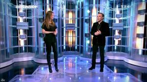 Sandrine Quétier dans 50 Minutes Inside - 02/03/13 - 17