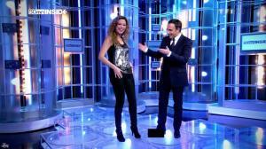 Sandrine Quétier dans 50 Minutes Inside - 05/01/13 - 02