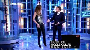 Sandrine Quétier dans 50 Minutes Inside - 05/01/13 - 03
