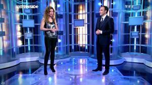 Sandrine Quétier dans 50 Minutes Inside - 05/01/13 - 11