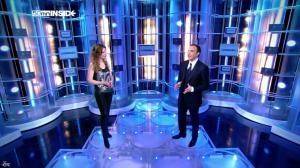Sandrine Quétier dans 50 Minutes Inside - 05/01/13 - 12