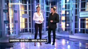 Sandrine Quétier dans 50 Minutes Inside - 09/02/13 - 01