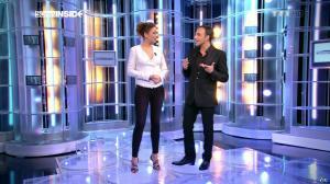 Sandrine Quétier dans 50 Minutes Inside - 09/02/13 - 02