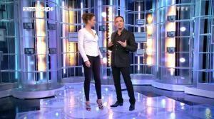 Sandrine Quétier dans 50 Minutes Inside - 09/02/13 - 03