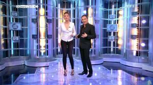 Sandrine Quétier dans 50 Minutes Inside - 09/02/13 - 04
