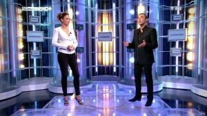 Sandrine Quétier dans 50 Minutes Inside - 09/02/13 - 06