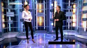 Sandrine Quétier dans 50 Minutes Inside - 09/02/13 - 07