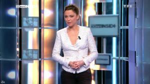 Sandrine Quétier dans 50 Minutes Inside - 09/02/13 - 09