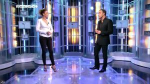 Sandrine Quétier dans 50 Minutes Inside - 09/02/13 - 10
