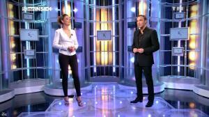 Sandrine Quétier dans 50 Minutes Inside - 09/02/13 - 11
