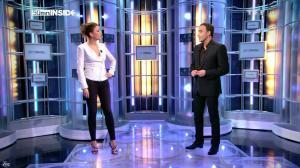 Sandrine Quétier dans 50 Minutes Inside - 09/02/13 - 12