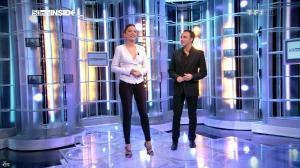 Sandrine Quétier dans 50 Minutes Inside - 09/02/13 - 15